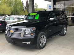 Used 2018 Chevrolet Tahoe Premier SUV for sale in Anchorage AK