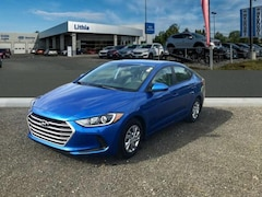 Used 2018 Hyundai Elantra SE Sedan for sale in Anchorage AK