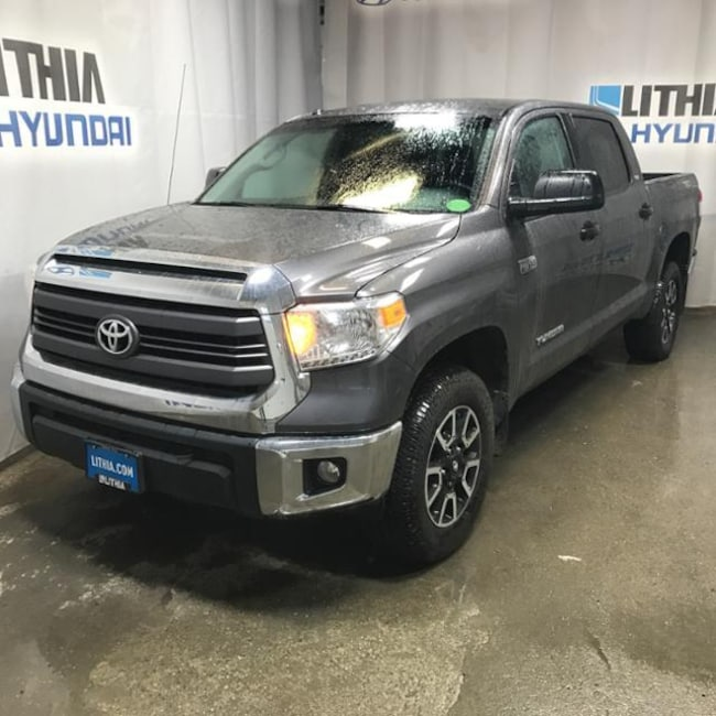 2015 Toyota Tundra SR5 5.7L V8 Truck CrewMax for sale in Anchorage AK
