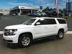 Used 2018 Chevrolet Suburban LT SUV for sale in Anchorage AK