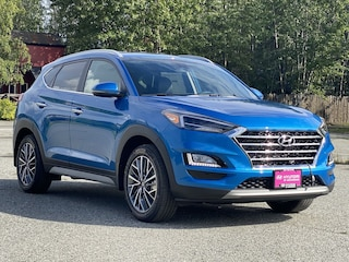 New 2021 Hyundai Tucson Limited SUV For Sale in Anchorage, AK