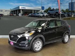 New 2019 Hyundai Tucson SE SUV For Sale in Anchorage, AK