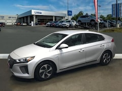 Certified Pre-Owned 2018 Hyundai Ioniq Hybrid SEL Hatchback for sale in Anchorage AK