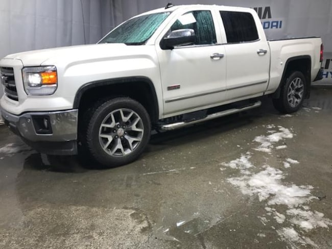 2015 GMC Sierra 1500 SLT Truck Crew Cab for sale in Anchorage AK