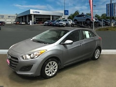 Certified Pre-Owned 2017 Hyundai Elantra GT Hatchback for sale in Anchorage AK