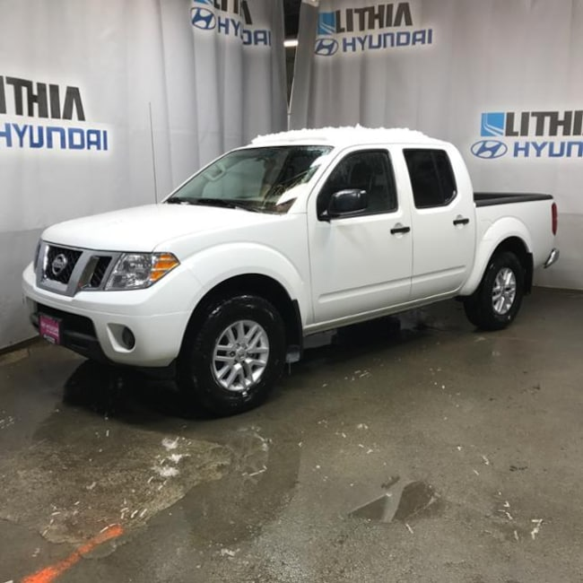 2018 Nissan Frontier SV Truck Crew Cab for sale in Anchorage AK