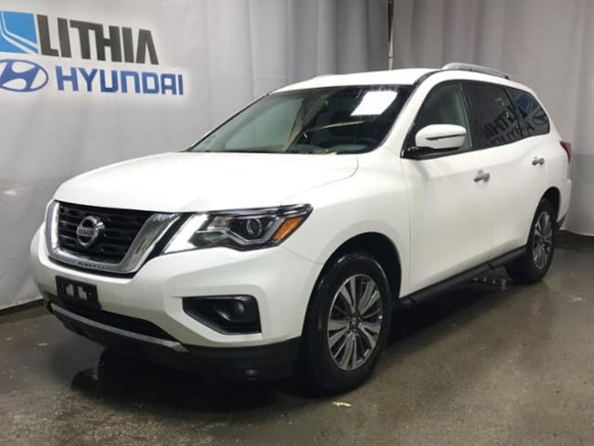 2018 Nissan Pathfinder SV SUV for sale in Anchorage AK