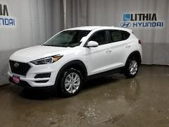 New 2019 Hyundai Tucson SE SUV for sale in Anchorage AK