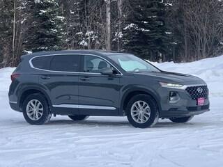 Used 2020 Hyundai Santa Fe SE 2.4 SUV for sale in Anchorage AK
