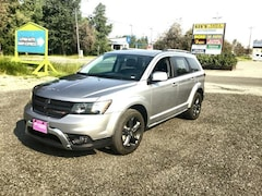 Used SUVs 2018 Dodge Journey Crossroad SUV For Sale in Anchorage