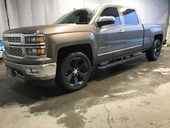 Used 2014 Chevrolet Silverado 1500 LTZ Truck Crew Cab for sale in Anchorage AK