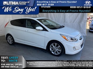 Used 2014 Hyundai Accent SE Hatchback in Fresno, CA