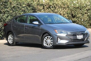 Certified Pre-Owned 2020 Hyundai Elantra ECO Sedan Fresno, CA