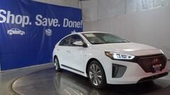 New 2019 Hyundai Ioniq Hybrid Limited Hatchback Hatchback in Fresno, CA