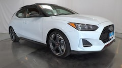 New 2019 Hyundai Veloster Turbo Ultimate DCT Hatchback in Fresno, CA