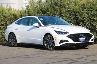 New 2021 Hyundai Sonata Limited Sedan in Fresno, CA
