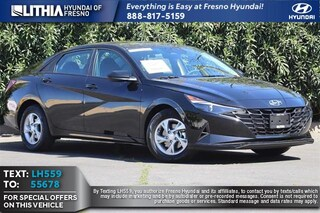 New 2021 Hyundai Elantra SE Sedan in Fresno, CA