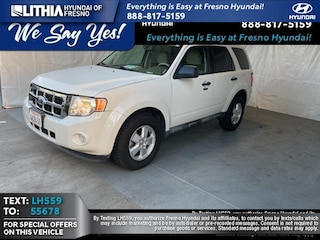 Used 2010 Ford Escape XLT SUV Fresno, CA