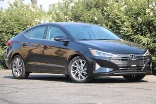 New 2020 Hyundai Elantra Limited w/SULEV Sedan in Fresno, CA
