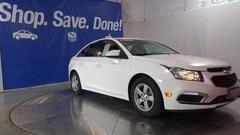 New & Used Vehicles 2015 Chevrolet Cruze 1LT Auto Sedan in Fresno, CA