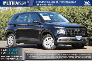 New 2021 Hyundai Venue SE SUV in Fresno, CA