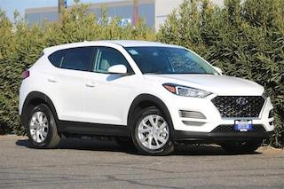 New 2021 Hyundai Tucson SE SUV Fresno