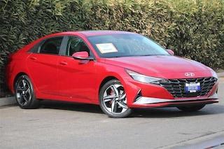 New 2021 Hyundai Elantra SEL w/SULEV Sedan Fresno