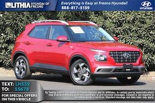 New 2021 Hyundai Venue SEL SUV in Fresno, CA