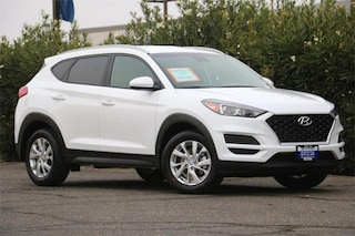 New 2021 Hyundai Tucson Value SUV in Fresno, CA