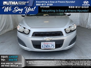 Used 2013 Chevrolet Sonic LT Auto Sedan in Fresno, CA