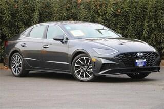 New 2021 Hyundai Sonata Limited Sedan Fresno