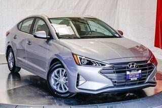 New 2020 Hyundai Elantra ECO Sedan in Fresno, CA