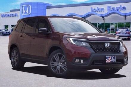 2021 Honda Passport EX-L FWD SUV