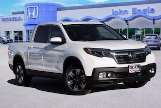 2020 Honda Ridgeline RTL Truck Crew Cab