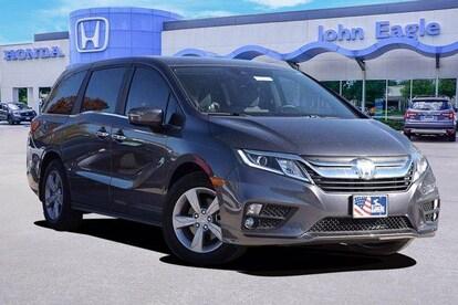 Vin 5fnrl6h53lb055436 New 2020 Honda Odyssey For Sale At John Eagle Honda Of Dallas