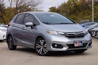 2020 Honda Fit EX Hatchback