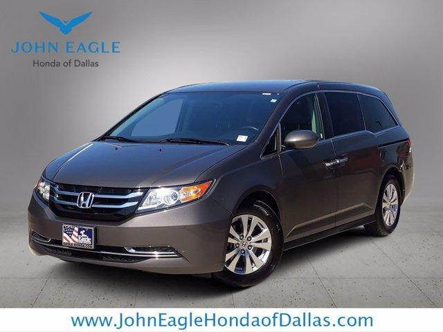 2016 Honda Odyssey Van Passenger Van