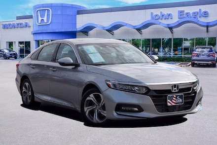 2020 Honda Accord EX-L 1.5T Sedan