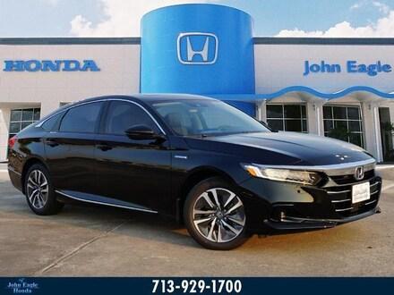 2021 Honda Accord Hybrid EX-L Sedan