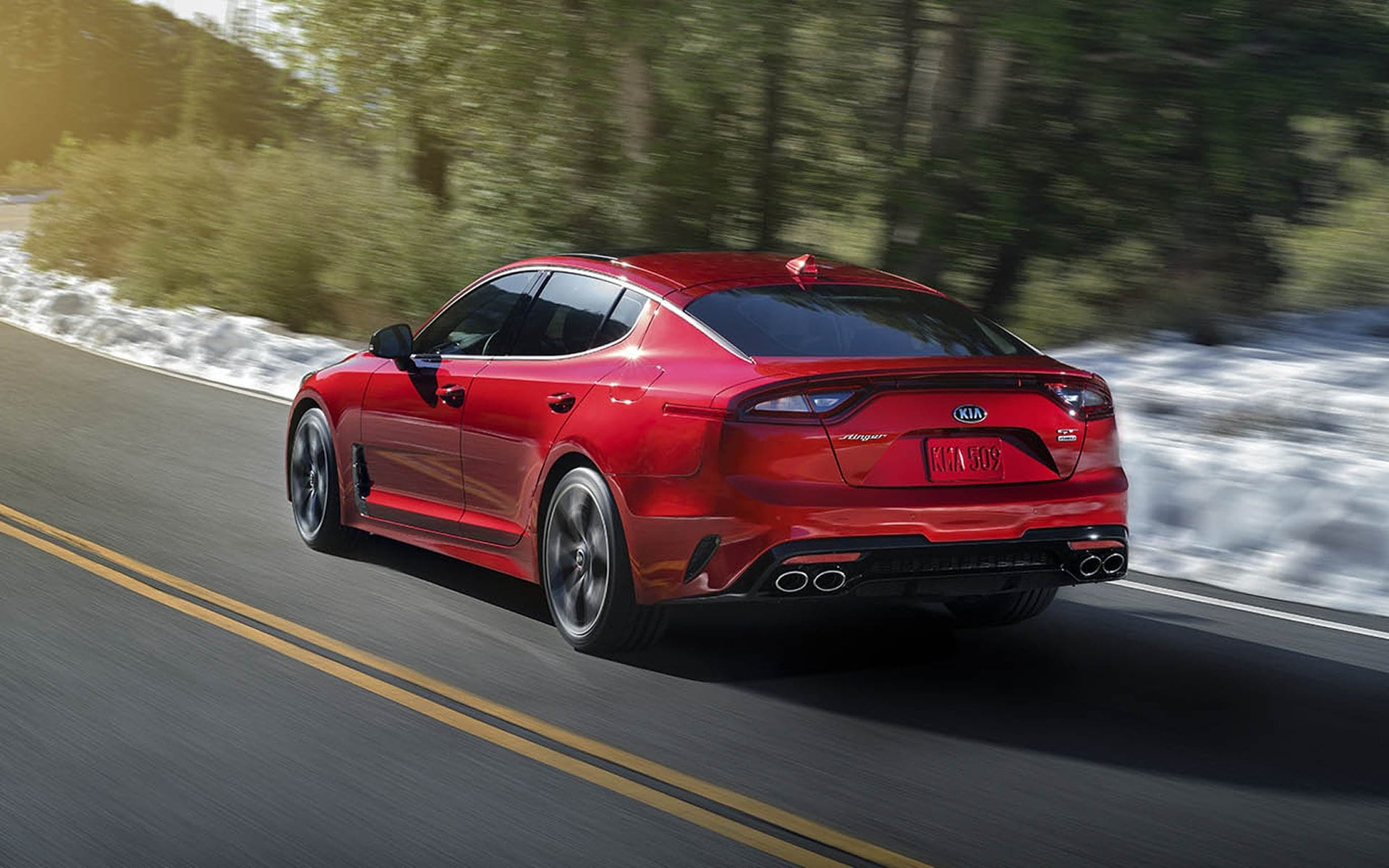 Kia Performance Center >> The All New Kia Stinger For Sale In Anchorage Ak Lithia Kia Of