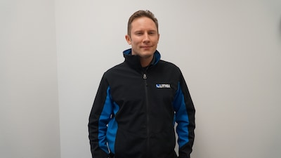 Justin Adams - Parts Manager