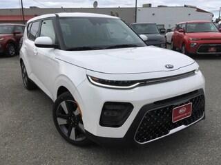 New 2020 Kia Soul EX Hatchback Anchorage, AK
