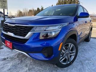 New 2021 Kia Seltos LX SUV Anchorage, AK