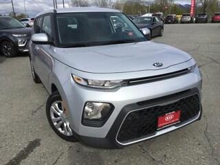 New 2020 Kia Soul LX Hatchback For Sale in Anchorage, AK