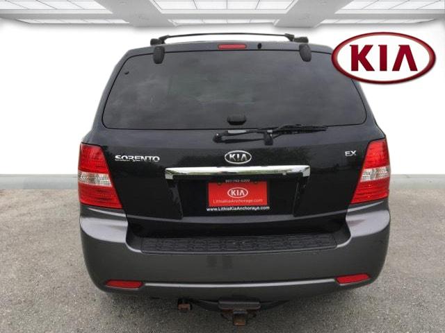 Used 2007 Kia Sorento SUV Black For Sale in Anchorage AK