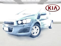 Used 2013 Chevrolet Sonic LT Auto Hatchback Anchorage, AK