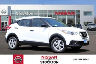 New 2019 Nissan Kicks S SUV Stockton, CA