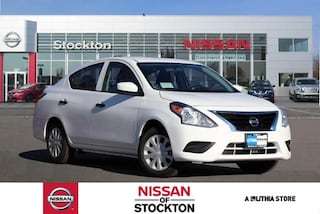 New 2019 Nissan Versa 1.6 S+ Sedan Stockton, CA