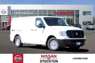 2018 Nissan NV Cargo NV2500 HD S V6 Van Cargo Van