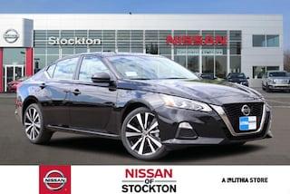 New 2019 Nissan Altima 2.5 SV Sedan Stockton, CA
